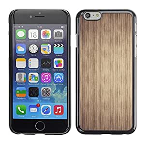 PC/Aluminum Funda Carcasa protectora para Apple Iphone 6 Plus 5.5 Texture Stripes / JUSTGO PHONE PROTECTOR