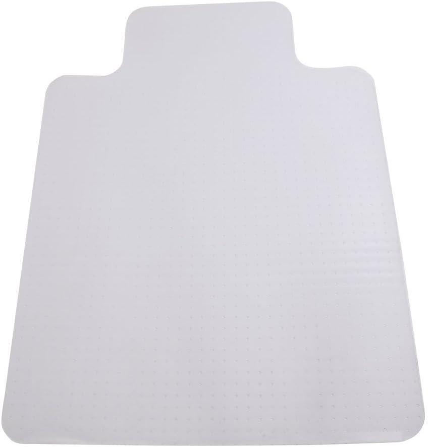 Home Computer Office Desk Chair Floor Mat Carpet Protector Rug PVC Hard Plastic