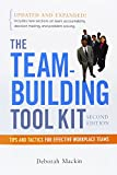 The Team-Building Tool Kit, Deborah Mackin and Deborah Harrington-Mackin, 081447439X