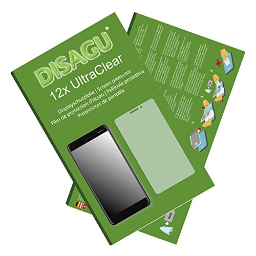 12x Ultra Clear Screen Protector for Nokia 6...