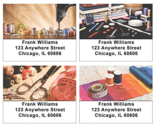 Sewing Tools Address Labels (Sewing Address Labels)