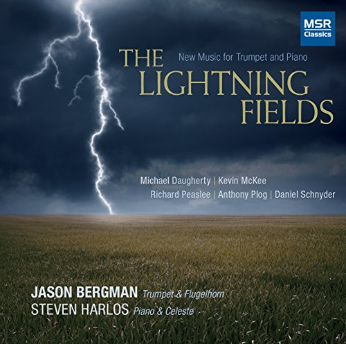 The Lightning Fields - New Music for Trumpet, Flugelhorn and Piano [World Premiere Recordings] Trumpet Cd's Trumpet Music Online