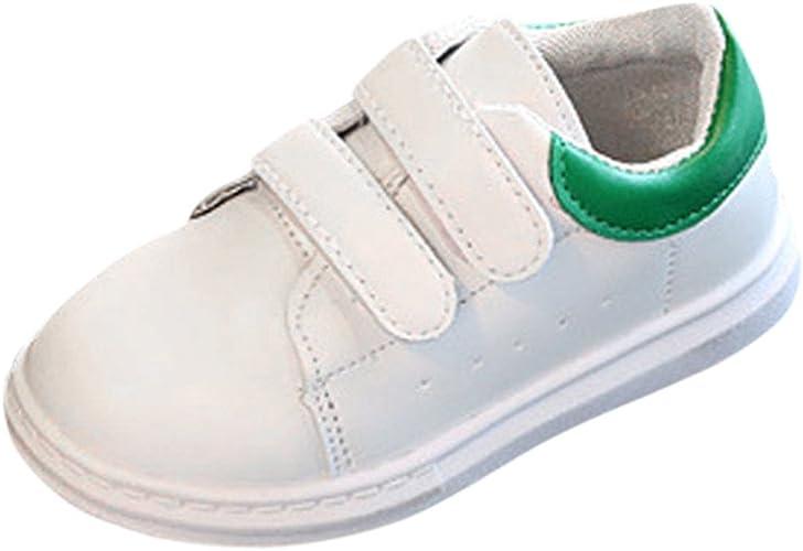 Kleinkind Neugeborenes Baby Jungen Mädchen weiche Sohle Schuhe Leder Turnschuhe