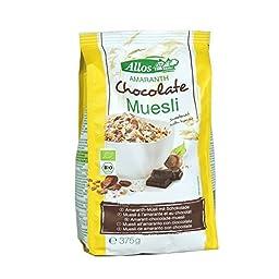 Allos - Amaranth Chocolate Muesli - 375g