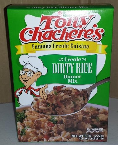 dirty rice dressing - 8