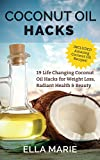 Baking with Coconut Oil COCONUT OIL: Coconut Oil Hacks - 19 Life Changing Coconut Oil Hacks for Weight Loss, Radiant Health & Beauty Including Amazing Coconut Oil Recipes (Coconut ... Recipes, Coconut Flour, Cooking, Baking)