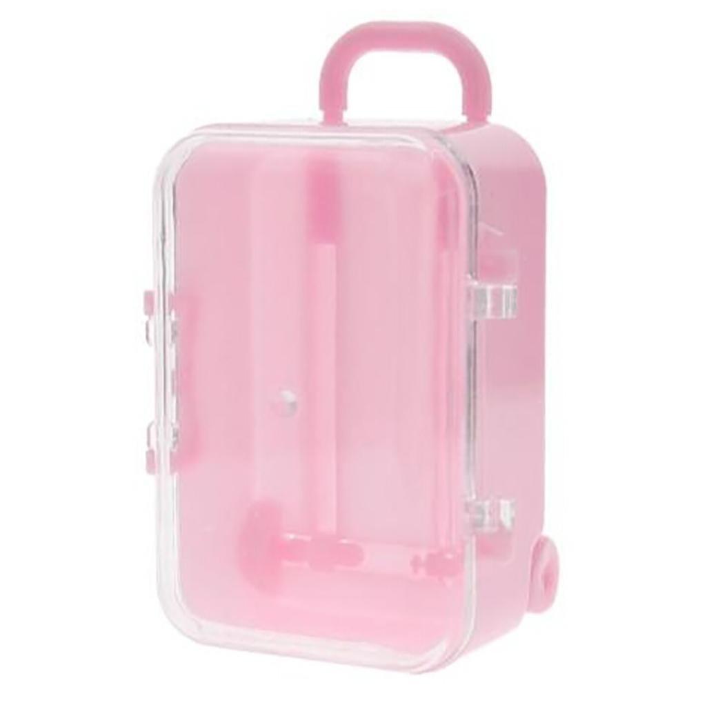 Amazon.com: Nesee Candy Toy,Mini Rolling Travel Suitcase Box Wedding ...