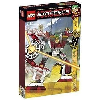 Lego Exo-Force Blade Titan with Takeshi minifigure