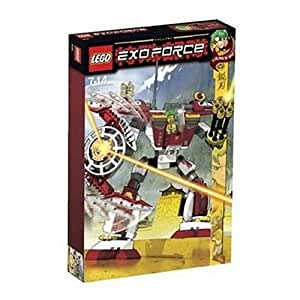 Amazon.com: LEGO exo-force Blade Titan con Takeshi ...