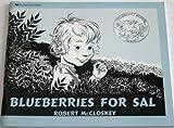 Blueberries for Sal, Robert McCloskey, 0590409239