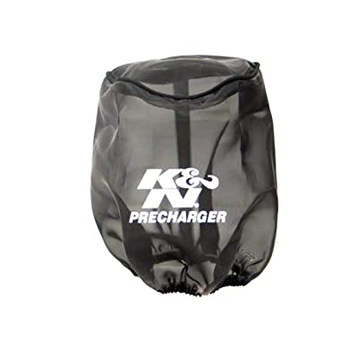 K&N 22-8033PK Black Precharger Filter Wrap - For Your K&N RC-4180 Filter: Automotive
