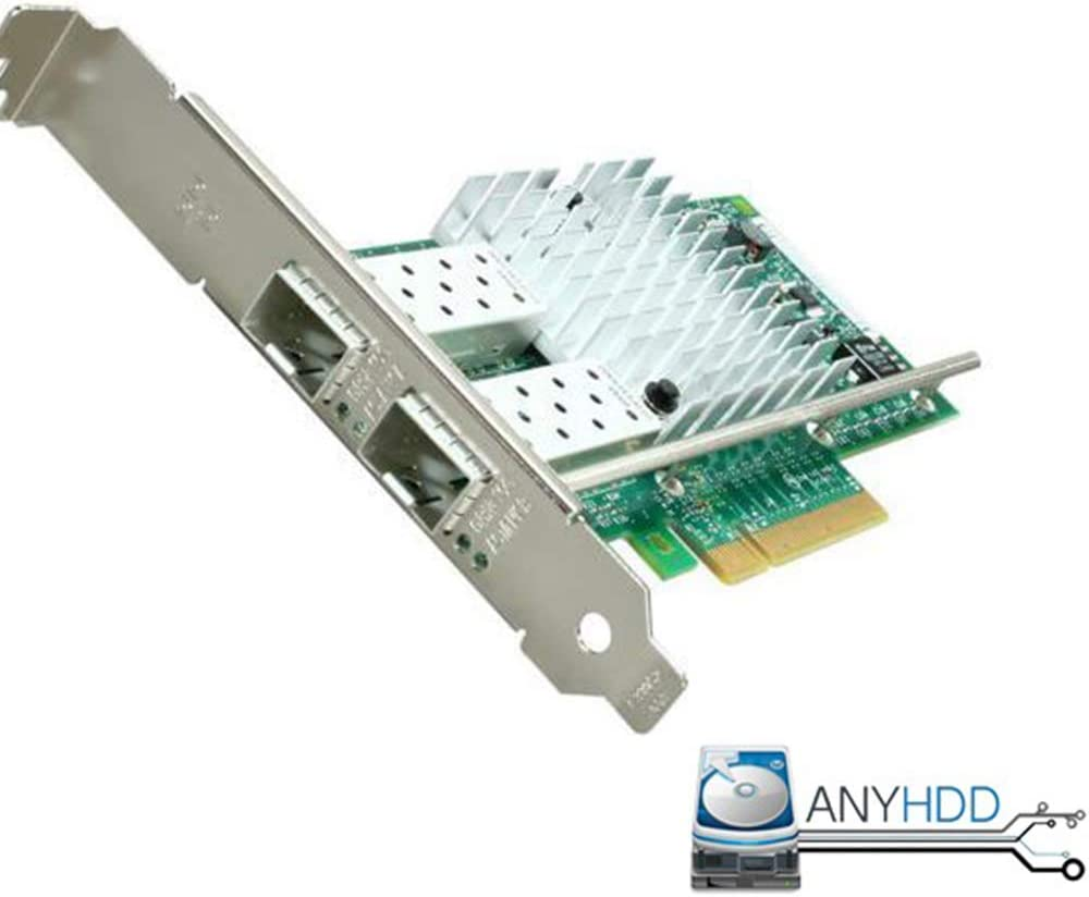 INTEL X520-SR2 10GB E10G42BFSR Network Adapter with High Profile Bracket