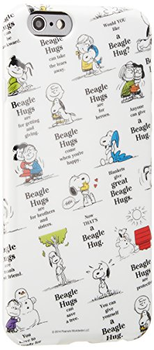 Vintage Snoopy Peanuts (Peanuts Snoopy Vintage Character Soft Jacket for iPhone 6 (Pattern))