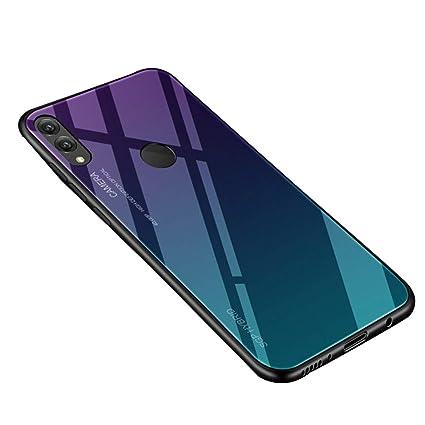 Amazon.com: Hayder Huwei P20 Lite Case, Mirror Colorful ...