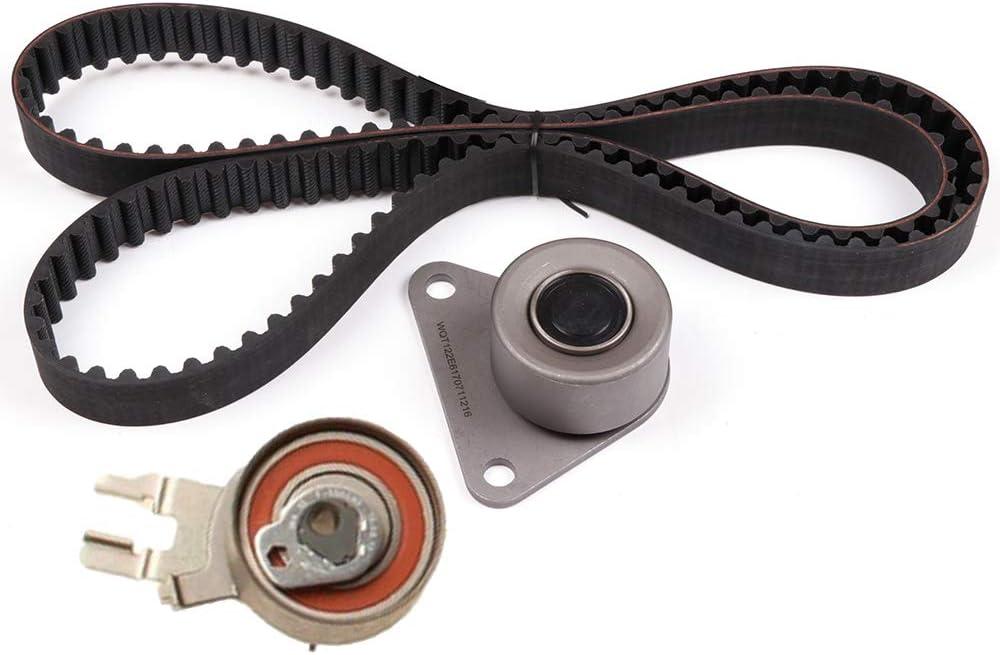 ECCPP Timing Belt Kit For Volvo 850 S70 V70 C70 S80 V90 S90 960 2.3 2.4 2.5 2.9 L DOHC