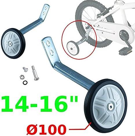 cyclingcolors RUEDINES ESTABILIZADORES Bicicleta 14-16