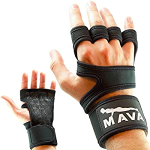Amazon Com Cross Training Gloves With Wrist Support For