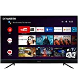 "Skyworth U5A Series 49"" Inch 4K UHD LED HDR A53 Quad-Core Android TV Smart 49U5A"