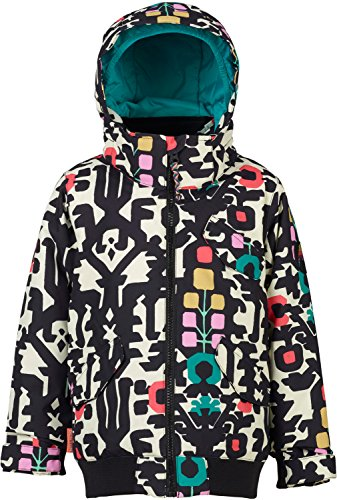 Burton Youth Girls Minishred Twist Bomber Jacket, Young Folks, - Bomber Burton