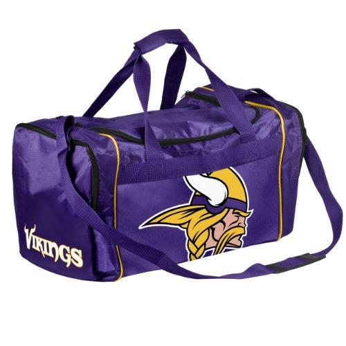 FOCO Minnesota Vikings Core Duffel Bag by FOCO