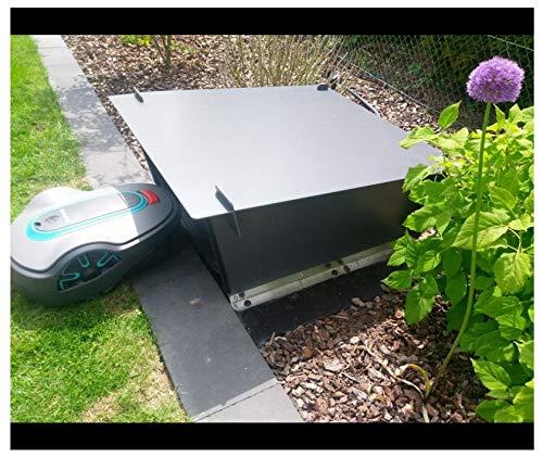 IDEA MOWER Cubierta para Robot Garage Smart 1 Plus con ...