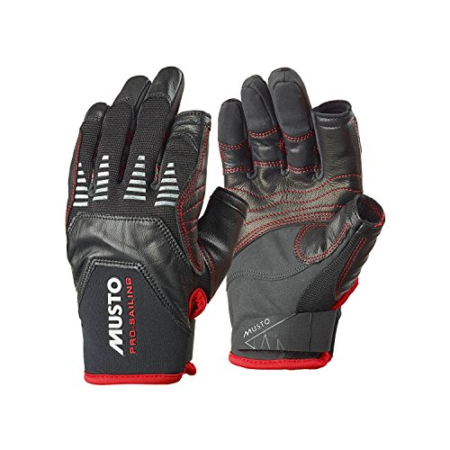Musto Evolution Sailing Gloves - Black