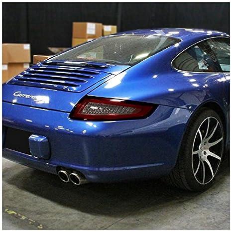 Amazon.com: Spec-D Tuning LT-91105RGLED-TM Smoke Tail Light (911 Led /): Automotive