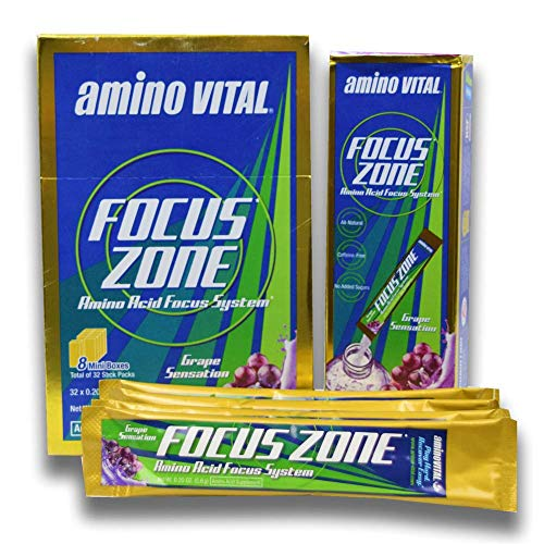 Best focus zone amino vital list