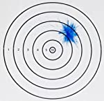 6mm Paintball bbs for Airsoft Guns Snipers Pistol Blue Red AMMO 400 Paint Rounds