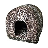 Beds 4 All Tunnel Cheetah Print Pet Bed For Sale