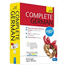 Complete German Beginner to Intermediate Course: Learn to read, write, speak and understand a new language