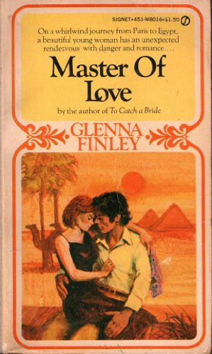 book cover of Master of Love