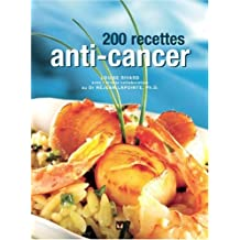 200 recettes anti-cancer
