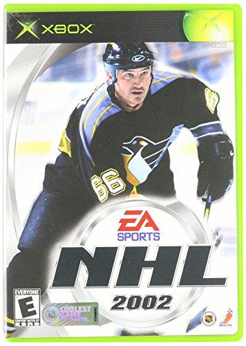 NHL 2002 Xbox - Coin Nhl