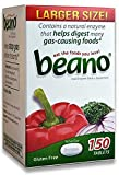 Beano Gas Relief Digestion 2 Pack (150 Tablets) Youthful Appearance