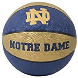 Notre Dame Fighting Irish Mini Rubber Basketball