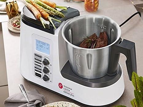 Robot de Cocina Monsieur Cuisine Edition Plus SKMK 1200 A1