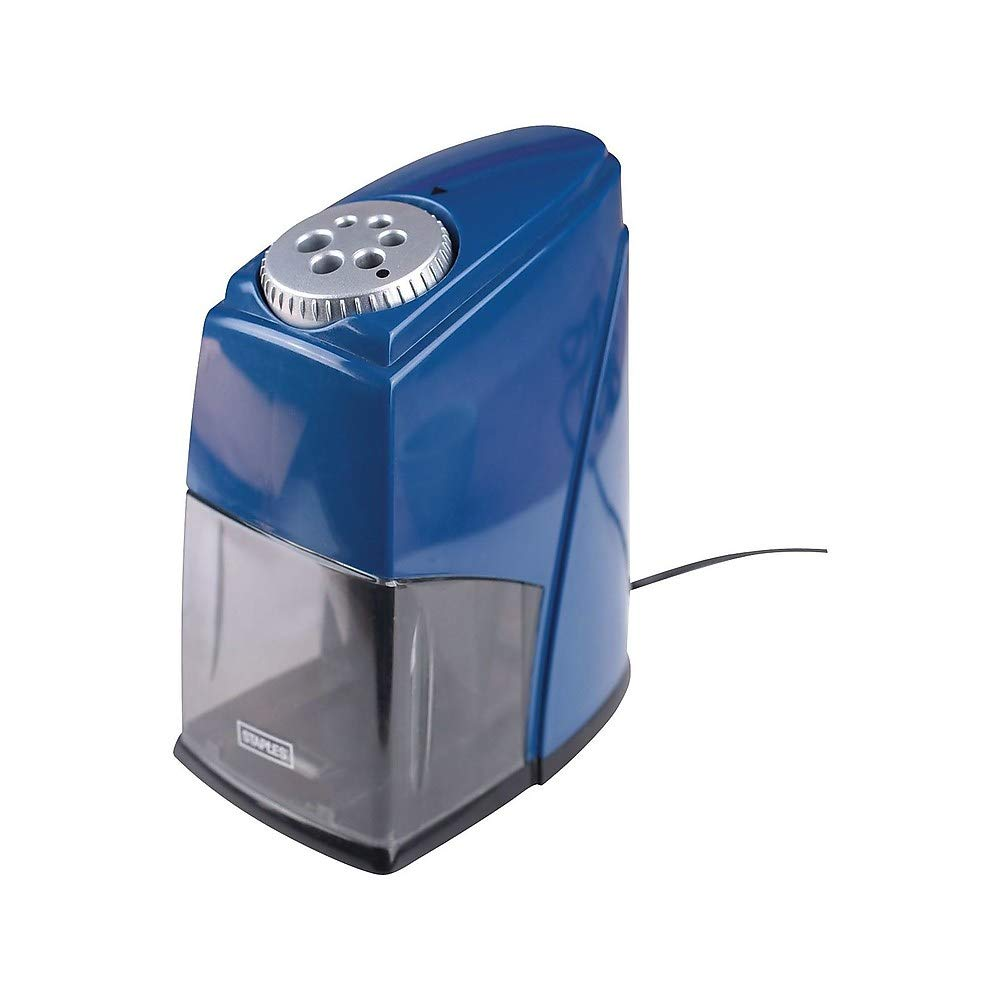 Staples 356294 Classmate 6-Hole Electric Pencil Sharpener Blue (21833) by Staples