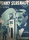 Sheet Music 1938 Penny Serenade Guy Lombardo 324