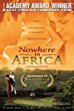 Nowhere in Africa Movie Cover