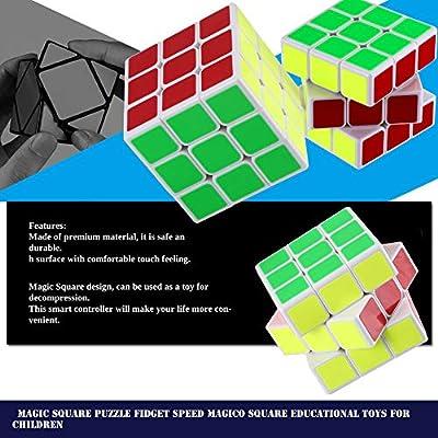 PAEW Magic Square Puzzle Fidget Speed Magico Square