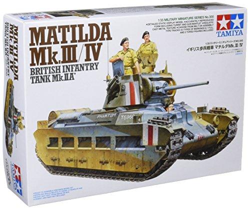 Used, Tamiya Models Matilda Mk.III/IV Model Kit for sale  Delivered anywhere in USA