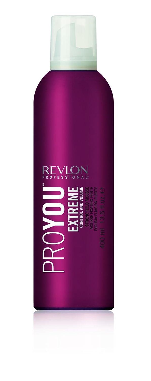 Revlon Profesional - ProYou Volume - Espuma fijación normal - 400 ml Universal Beauty Market 7203146000 42658