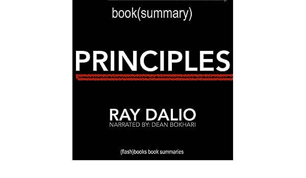 ray dalio principles audiobook download