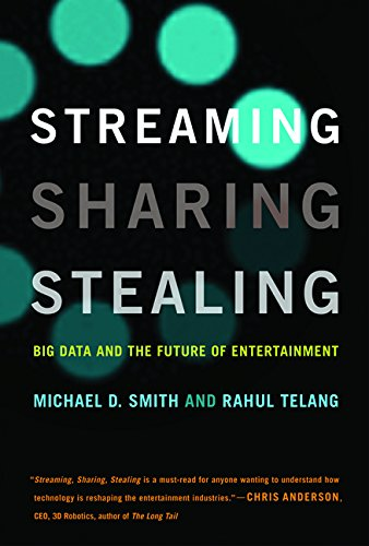 Sharing Music (Streaming, Sharing, Stealing: Big Data and the Future of Entertainment (MIT Press))