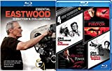Essential Clint Eastwood Blu Ray Sudden Impact / Absolute Power / Firefox / The Enforcer Action Pack Movie MILLION DOLLAR BABY / UNFORGIVEN / MYSTIC RIVER