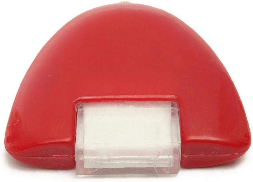 V/êtements Chalk 1pc Tailor Marqueurs Marquage Triangular Tissu Roue De La Craie pour Coudre Couleur Al/éatoire