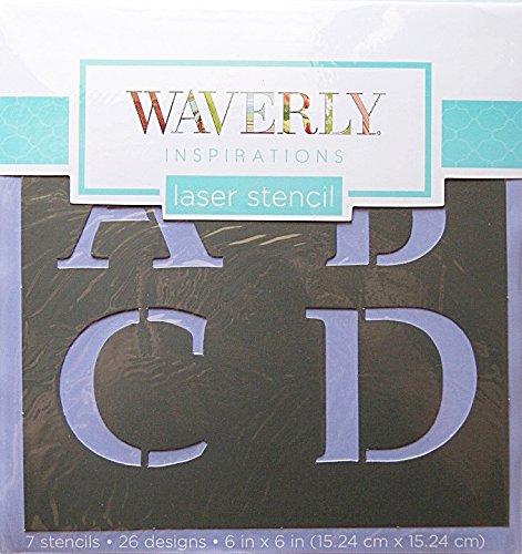 waverly-inspirations-laser-cut-alpha-serif-alphabet-stencils-6-x-6
