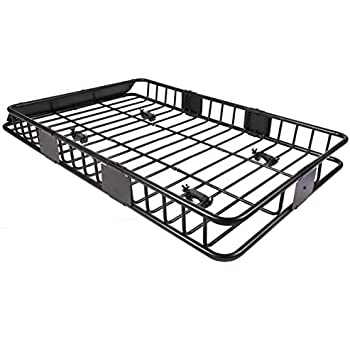 amazon ego bike 64 universal black roof rack cargo with 1961 Ford F100 Unibody pare with similar items