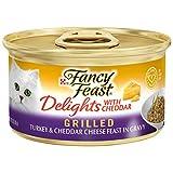 Purina Fancy Feast Gravy Wet Cat Food, Delights